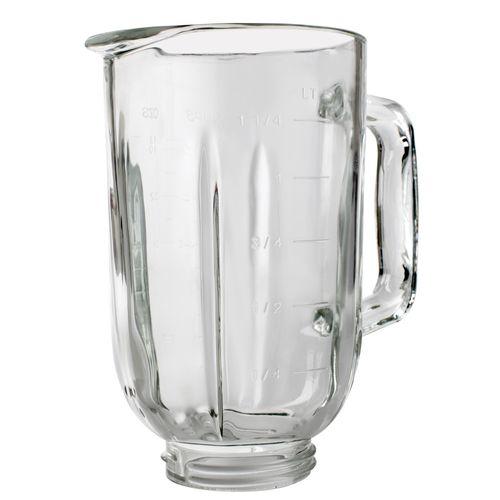 Jarra para licuadora de vidrio