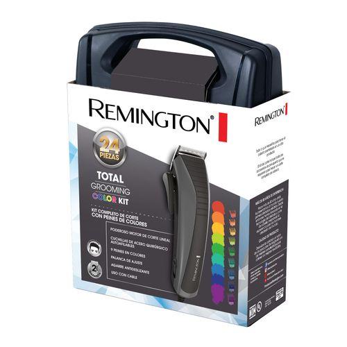 Cortadora De Cabello Remington Total Grooming Color Kit