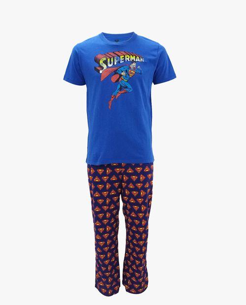 Pijama/l m/c - superman fan