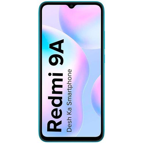 """Celular 6.4"""" redmi 9a 2gb - 32gb verde"""