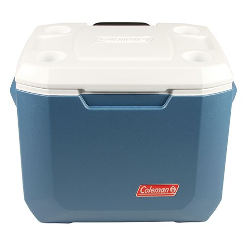 Hielera 50 qt azul coleman