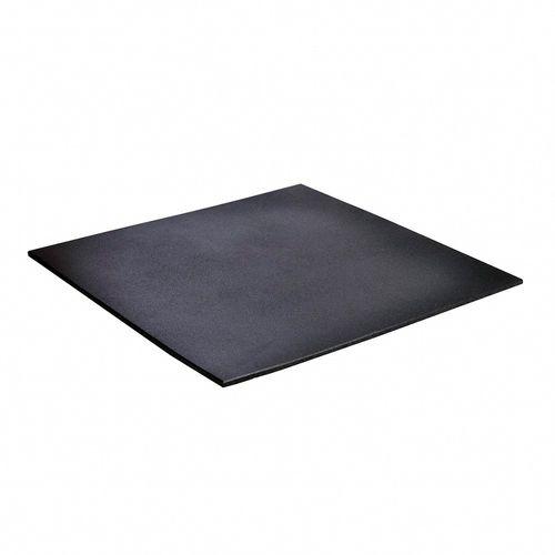 Piso de caucho para gimnasio 1.5 cm