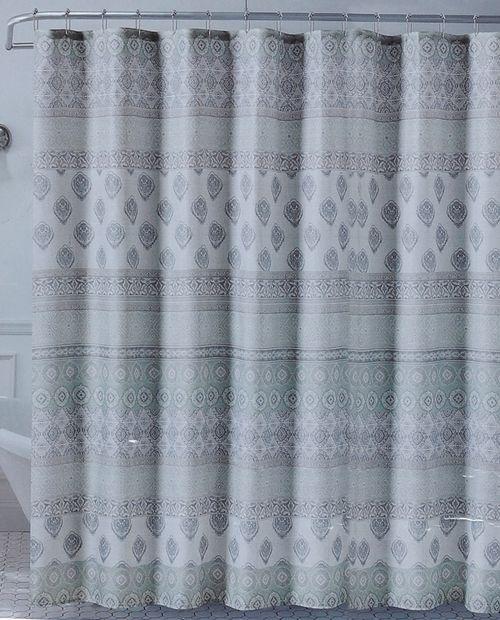 Cortina de ducha damask 13pc 70x72