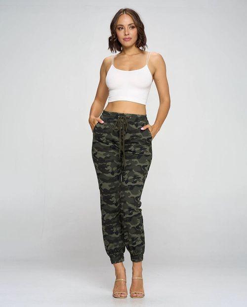 Army cargo pantalón