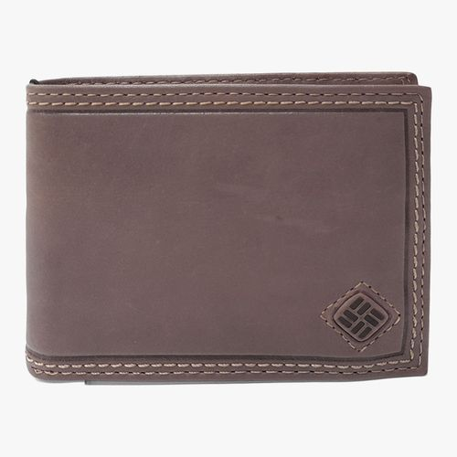 Billetera para caballero brown -chocolate