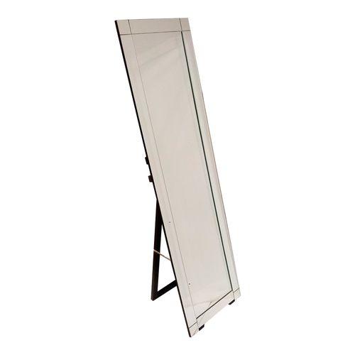 Espejo borde vidrio 40x150