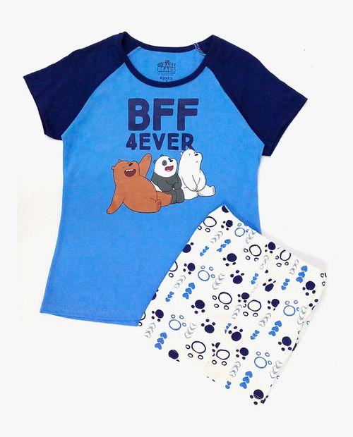 Pijama bff osos