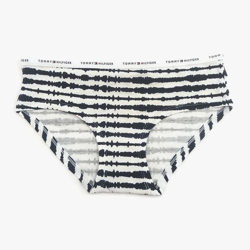 Bikini(hipster) de algodón con logos 804-000