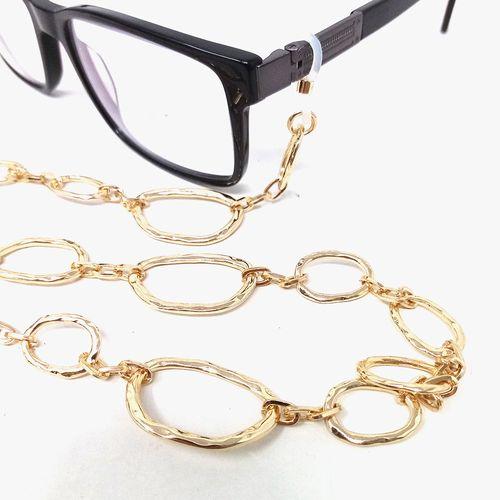 Cadenas con clip para lentes de sol para dama