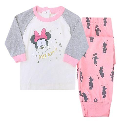 Pijama 2 piezas - minnie dormida