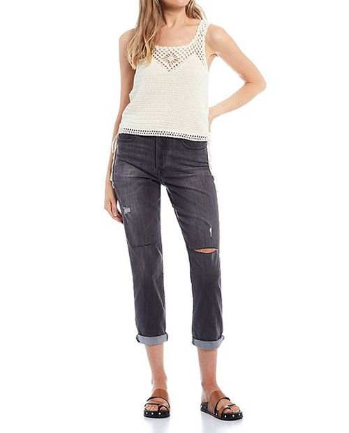Jeans high rise