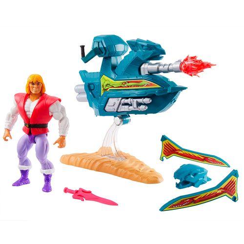Jet sled y príncipe adam