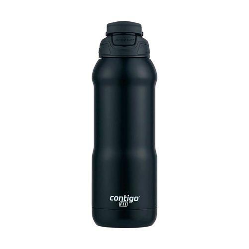 Botella térmica negra 32onz