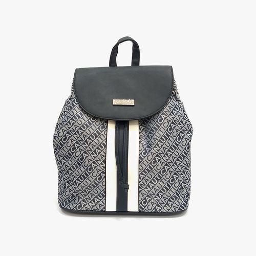 Cartera backpack color indigo