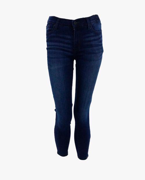 Dk denim mid rise ankle skinny jeans