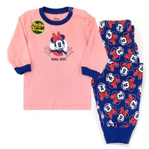 Pijama 2 piezas - minnie mouse