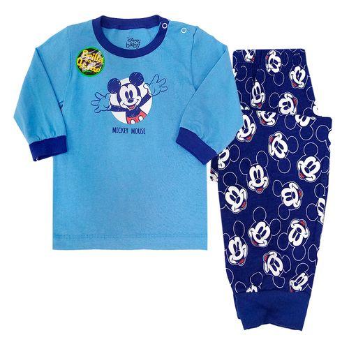 Pijama 2 piezas - mickey  in circle
