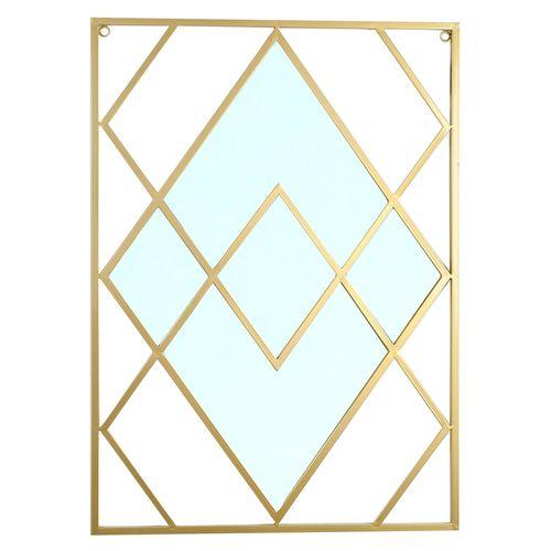 Espejo decorativo - mahogany 97x2x70cm