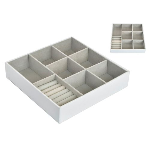 Caja organizadora de joyas -nirvana 24x24x5cm