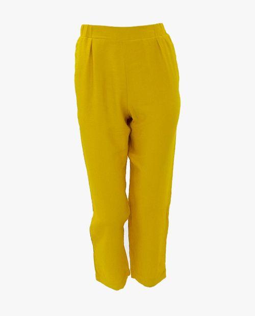 Pantalón pull on chally bt amarillo