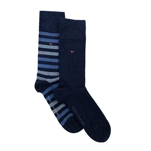 2 pack de calcetines de vestir para caballero jeans