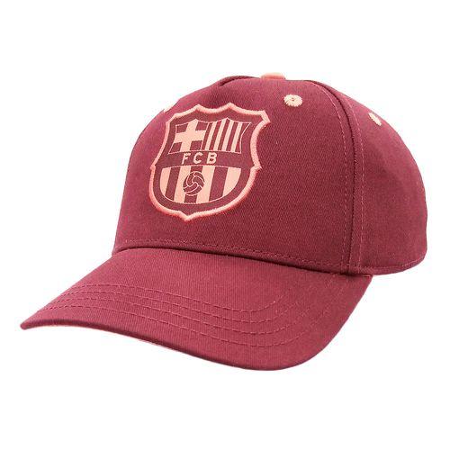 Gorra roja Barcelona de niño