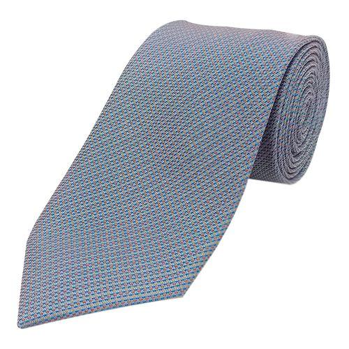 Corbata print para caballero blue