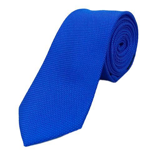 Corbata textura para caballero royal