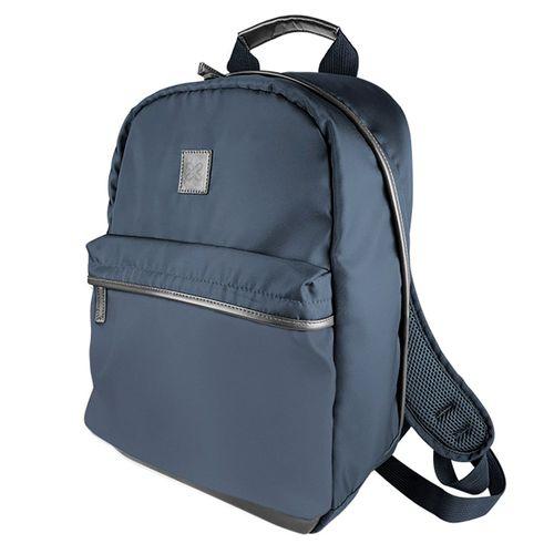 "Mochila para laptop 15.6"" azul - one main compartment"