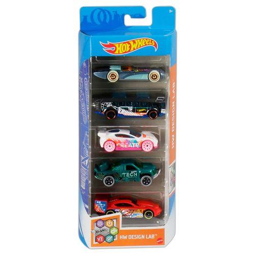 Paquete de 5 autos