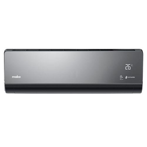 Aire acond inverter, mini split, 24.000 btu, espejo, 220 v., función wifi, aaa+