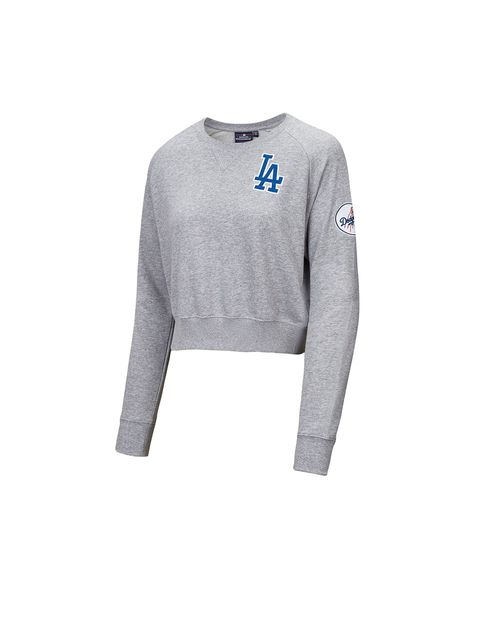 Suéter Los Angeles mlb grey