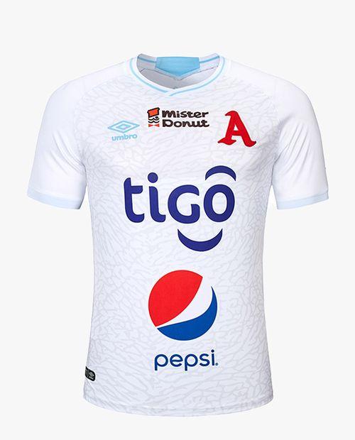 Camisa oficial umbro alianza 21-22
