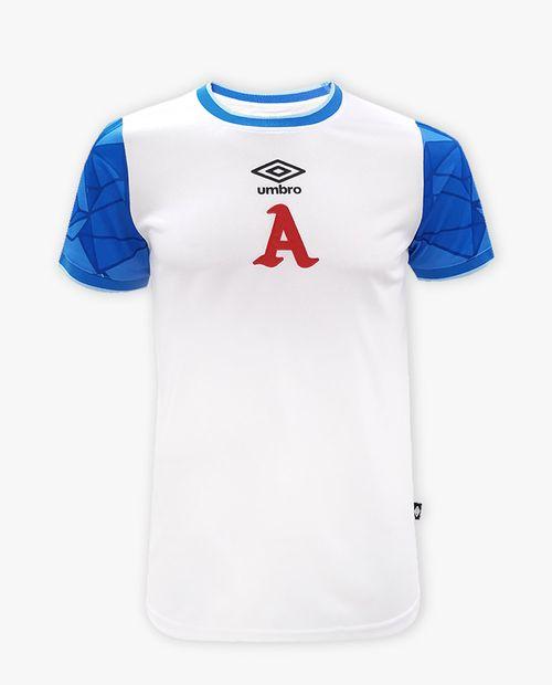 Camisa de entreno blanca umbro alianza 21-22