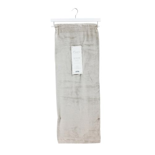 Frazada sólida taupe 50x70
