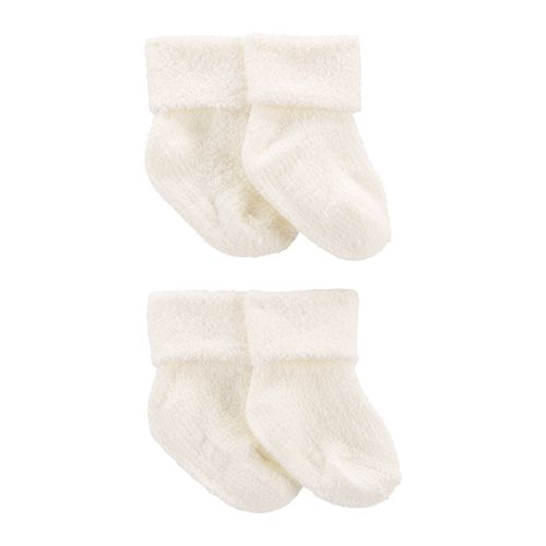 4 pack calcetines blancos