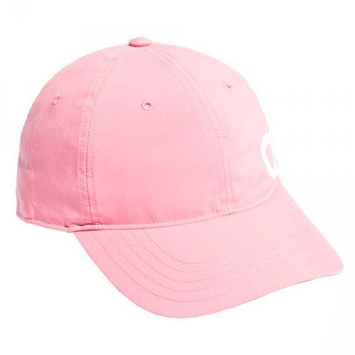 Gorra deportiva baseball adidas rosada