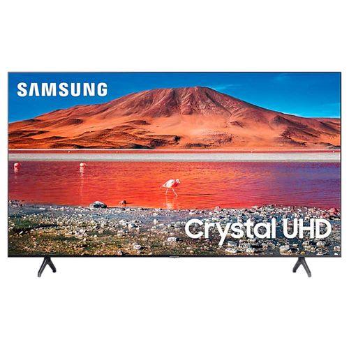"""Pantalla Samsung led smart 55"""" crystal 4k"""