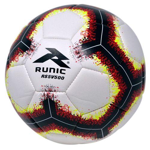 Balón de fútbol cosido runic n°5