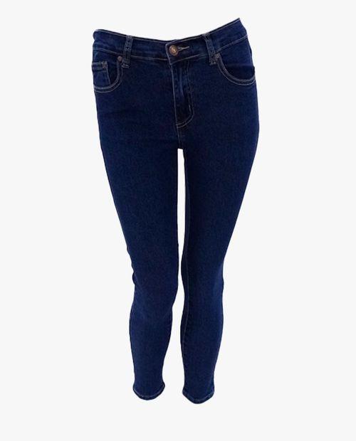 Jeans stretch dama jeans blue
