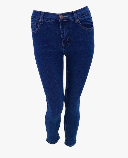 Jeans stretch med  blue