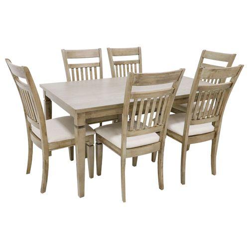 Comedor 6 personas rectangular