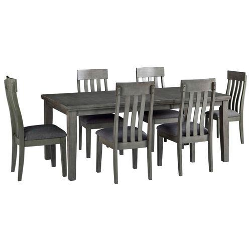 Comedor 6 personas rectangular extensible