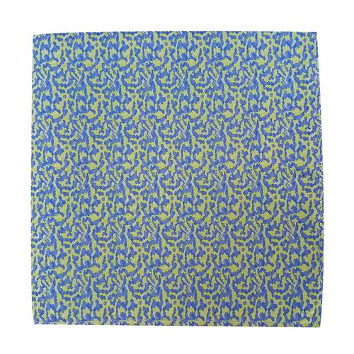 Pañuelo print para caballero blue