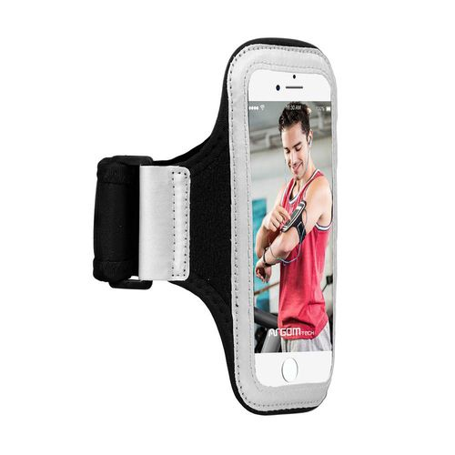 Brazalete de brazo deportivo para celular