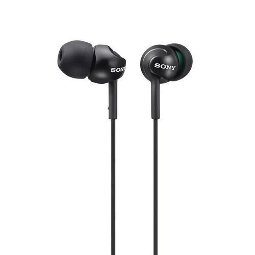Audífono con micrófono sony negro
