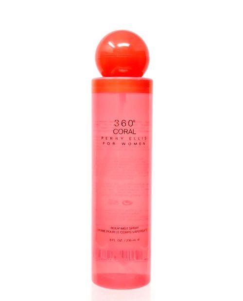360º Coral Body Mist Spray 236ml