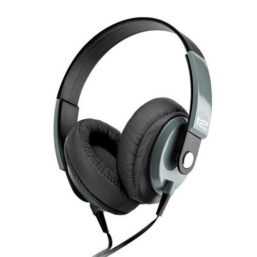 Audífono klip xtreme con micrófono color negro