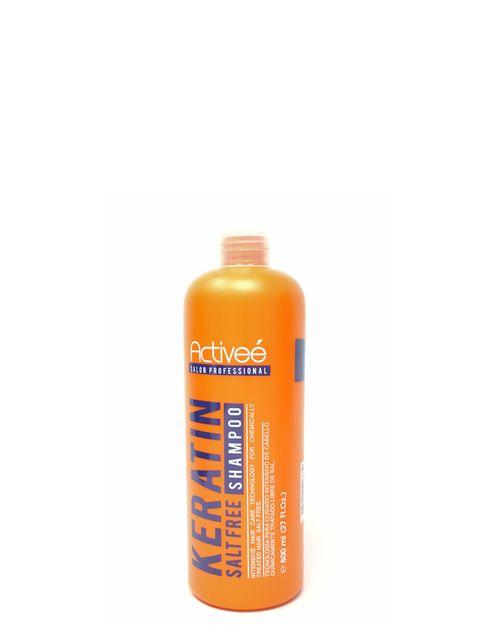 Shampoo Aceite de Keratina 800ml