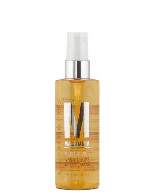 Gotas Aceite Box Hair Macadamia 120ml